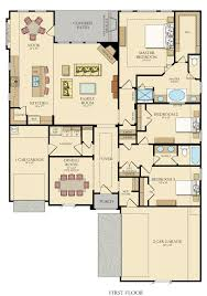 A 1 Story House 2 Bedroom Design 142 Best Dream Floor Plans Images On Pinterest New Home Plans