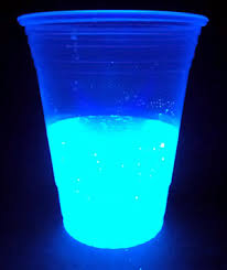 liquids that glow under black light home science activity explore glow in the dark water