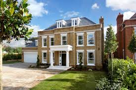 Octogon House by 6 Bed Luxury Property Weybridge Surrey Ashridge House Octagon
