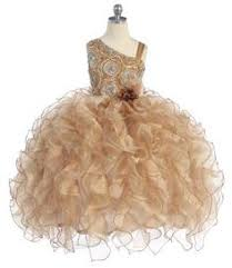 elisa b tween dress gold sequin dresses