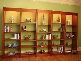 custom entertainment centers and built in bookcases from bookwalls