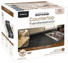 Rustoleum Cabinet Refinishing Kit Video by Rust Oleum Countertop Transformations Kit Java Stone Wall Decor