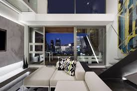 trendy cape town waterfront duplex penthouse apartment