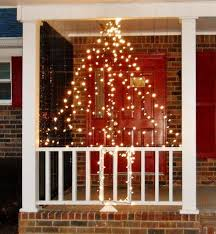 Decor Christmas Lights by Wire Fencing Turned Christmas Light Decor Hometalk