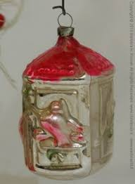 antique german mercury glass clown christmas ornament ours is