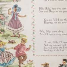 Nursery Rhyme Wall Decals Nursery Rhyme Wall Decals Miss Muffett Nursery Nursery