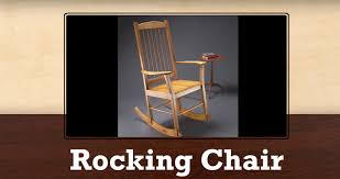 Rocking Chair Png I Can Do That Rocking Chair Part Two Popular Woodworking Videos
