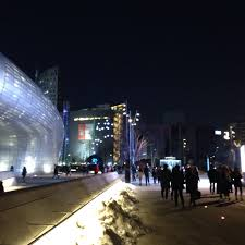 dongdaemun design plaza wind up world