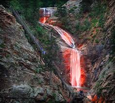 Colorado waterfalls images Waterfalls and hot springs in colorful colorado rebecca hite jpg