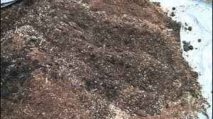how to make square foot gardening soil mix in real time youtube