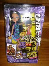 monster cleo family 3pk dolls ebay