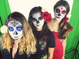 Halloween Makeup Contest by Andrea U0027s Devotion The Book Of Life Movie Style