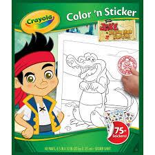 amazon crayola jake neverland pirates color u0027n