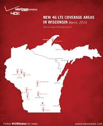 Iron Mountain Michigan Map by Verizon Coverage Map Michigan Michigan Map