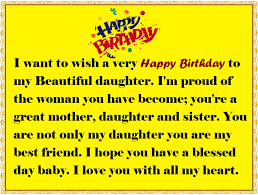 Happy 39th Birthday Wishes Mother To Daughter Birthday Wishes Happy Birthday Wishes