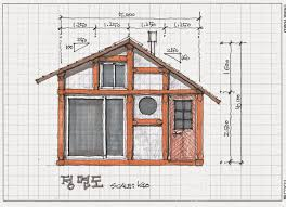 jeff and korea log house a good looking little log cabin plan you know if you can draw it you can build it here is a good design for little log cabin see and try it post and beam style log cabin
