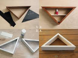 Wood Shelf Making by Make Your Own Nail Polish Shelves U2013 A Beautiful Mess