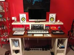Music Studio Desk by Studio Desk Ikea Tv Studio Desks Pinterest Studio Desk