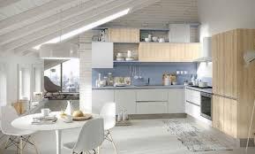 couleur de cuisine ikea cuisine couleur bois simple cuisine en bois fonc associ une