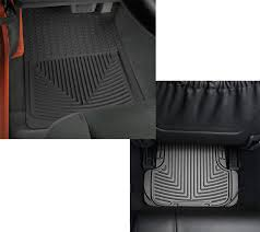 weathertech jeep wrangler weathertech all weather front rear floor mats for 07 13 jeep