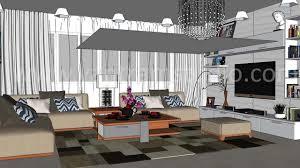 sketchup modelling services yantram 3d architectural design