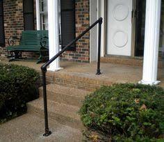 best 25 outdoor stair railing ideas on pinterest deck stair