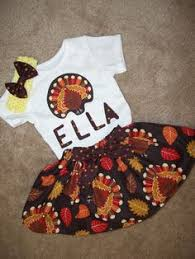 thanksgiving dress up skirt by ginabellas1