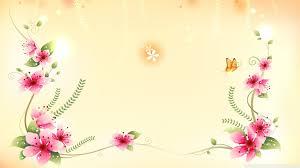 butterfly and flowers illustration 4k hd desktop wallpaper for