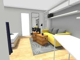 wohn schlafzimmer einrichten kleines wohn esszimmer einrichten 22 moderne ideen mit kleines