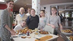 l atelier cuisine de l atelier cuisine de l astérie à la maison de retraite