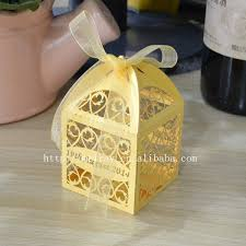 sweet boxes for indian weddings aliexpress buy cupcakes accessories laser cut filigree favor