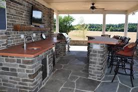 inexpensive outdoor kitchen ideas kitchen inexpensive covered outdoor kitchen images collection