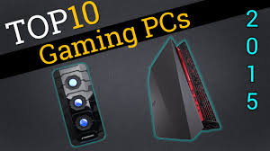 Gaming Desk Tops by Top 10 Gaming Pcs 2015 Compare The Best Gaming Pcs Youtube