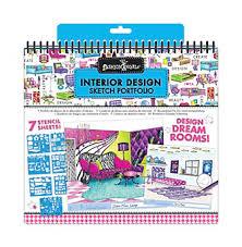 upc 787909115102 fashion angels interior design sketch portfolio