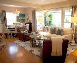How To Decorate A Long Narrow Living Room Dining Room Rectangle Living Room 2017 Dining Room Combo Long