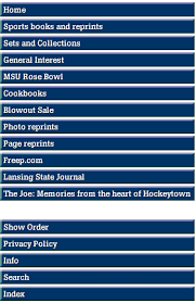 Lansing State Journal Home Sports Books And Reprints 7 Gif