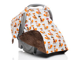 Universal Car Seat Canopy by Car Seat Covers Baby Boy
