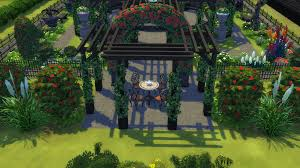 wedding arches in sims 4 summerwinds estate a sims 4 build album on imgur