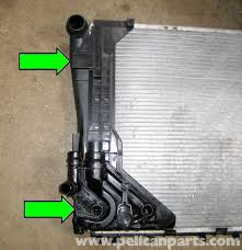 bmw e46 radiator replacement bmw 325i 2001 2005 bmw 325xi