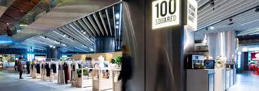 100 squared emerging designer market