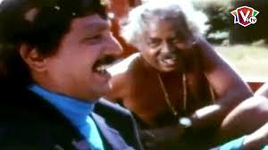 chaitanya movie suthi velu and chinni jayanth best comedy scene