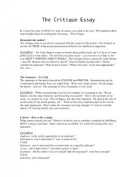 cover letter critique resumecover letter critique what is the