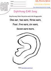 diphthong songs phonics songs kids phonics diphthongs for nursery