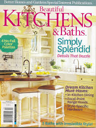 simple kitchens and baths magazine design ideas modern luxury with