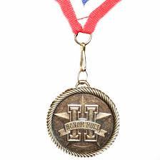 graduation medallion honor roll graduation medallions medals for graduation honors