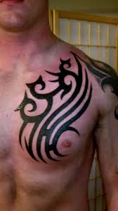 tribal meaning for mens chest design idea for and