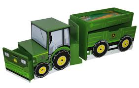 John Deere Kitchen Canisters John Deere Tractor Toy Box Set U0026 Reviews Wayfair