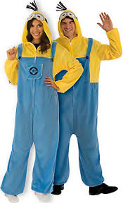 minion costume despicable me costumes for kids adults minion costumes party