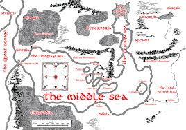 Thedas Map Fantasy Settings With A Fake Europe Map Page 9