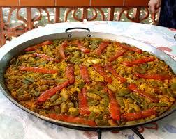 cuisine traditionnelle espagnole images gratuites aliments produire cuisine riz des légumes